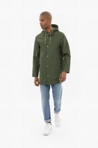 Baxter Wood Olive Trawler Jacket