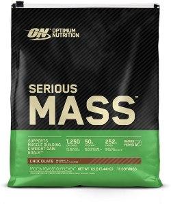 Optimum Nutrition Mass Weight Gainer, best mass gainer