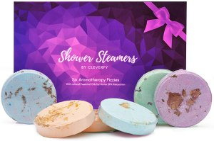 shower steamers, gifts for her
