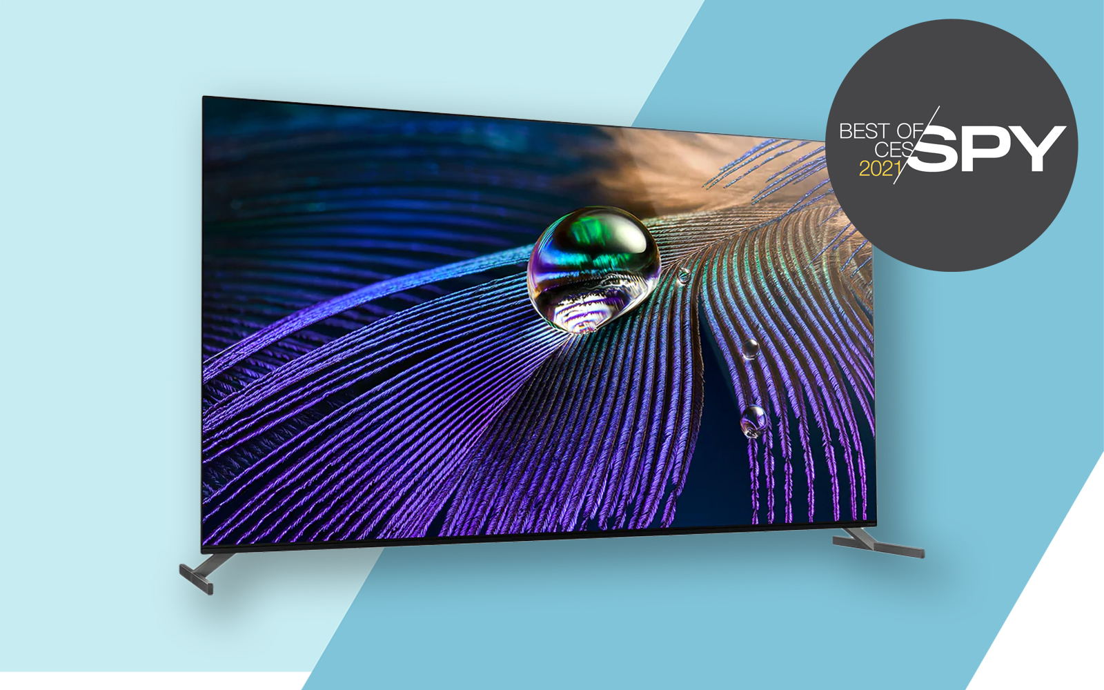 sony-bravia-xr-a90j-oled-tv, best gadgets of ces 2021