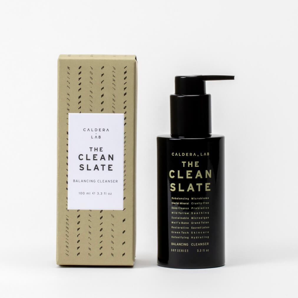 caldera lab clean slate, best men's skincare products