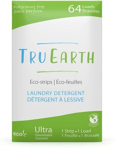 tru earth detergent, how to clean your face mask