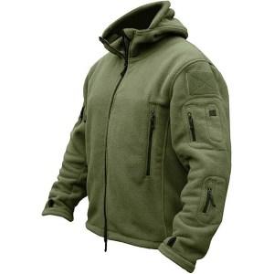 TACVASEN Tactical Fleece Jacket, best tactical jacket