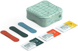 Welly adventure kit, Welly first aid kit