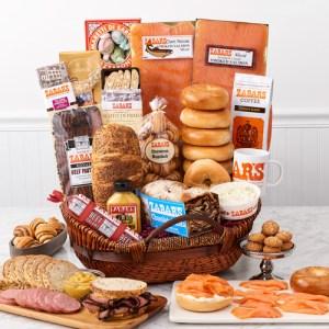 zabar's gift basket, best gift baskets