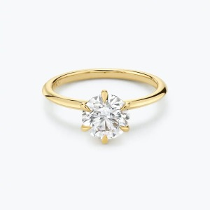 the knife-edge engagement ring, engagement rings under 1000