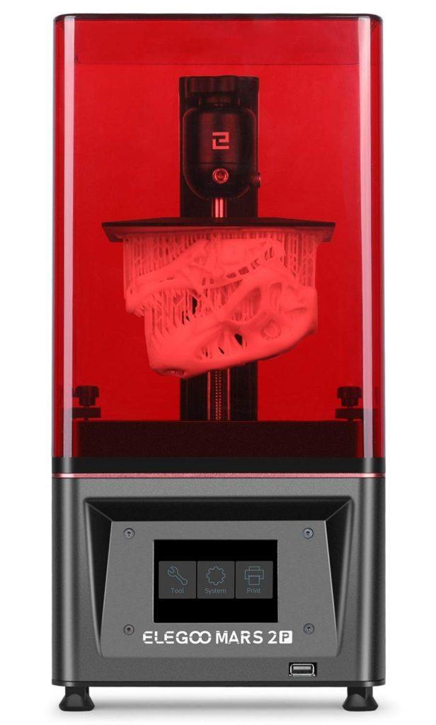 elegoo mars 2 pro - best 3d printers