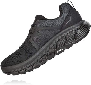 HOKA one running shoes, best running shoes for flat feet