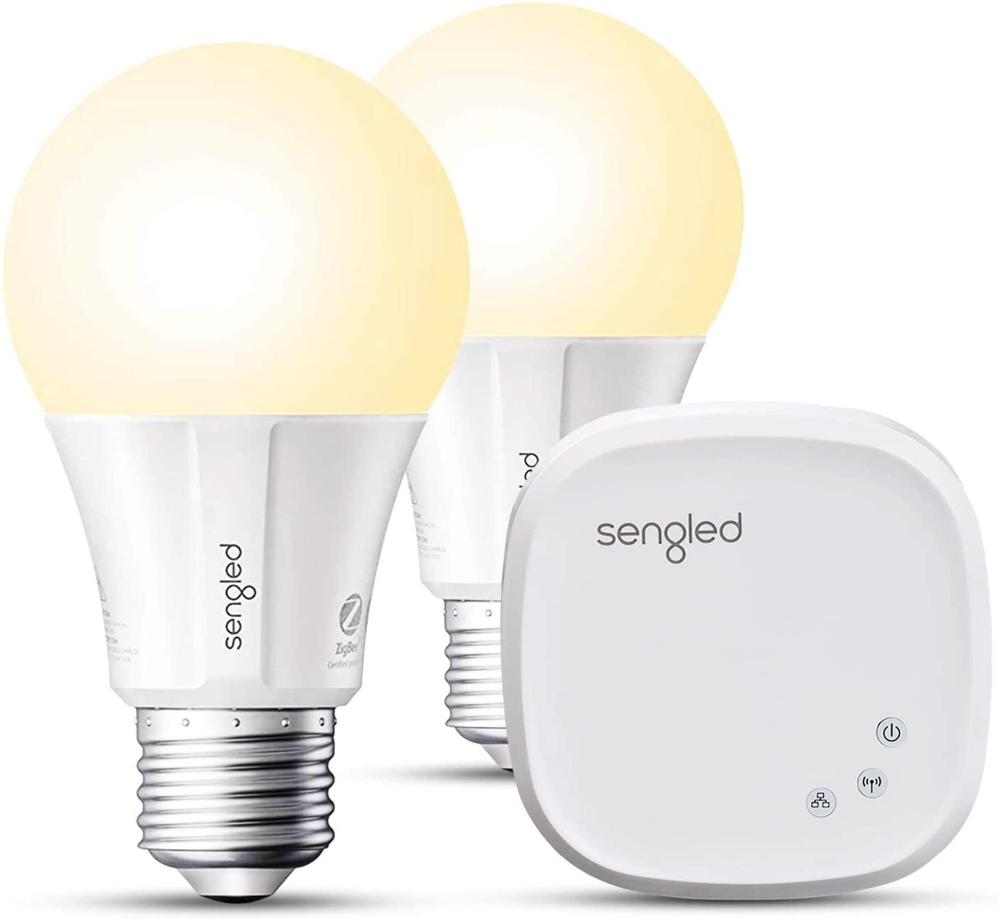 Sengled Smart Bulb Starter Kit