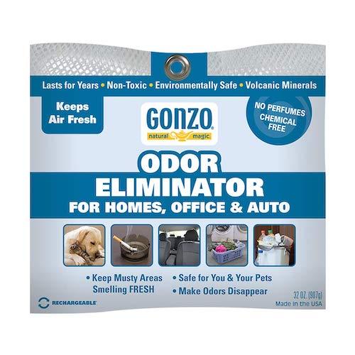 Gonzo Odor Eliminating Rocks