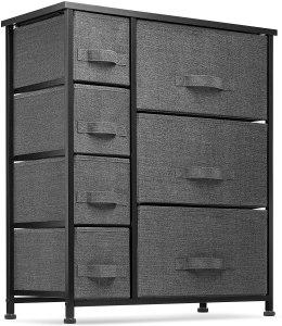 storage furniture 7 drawers dresser seseno