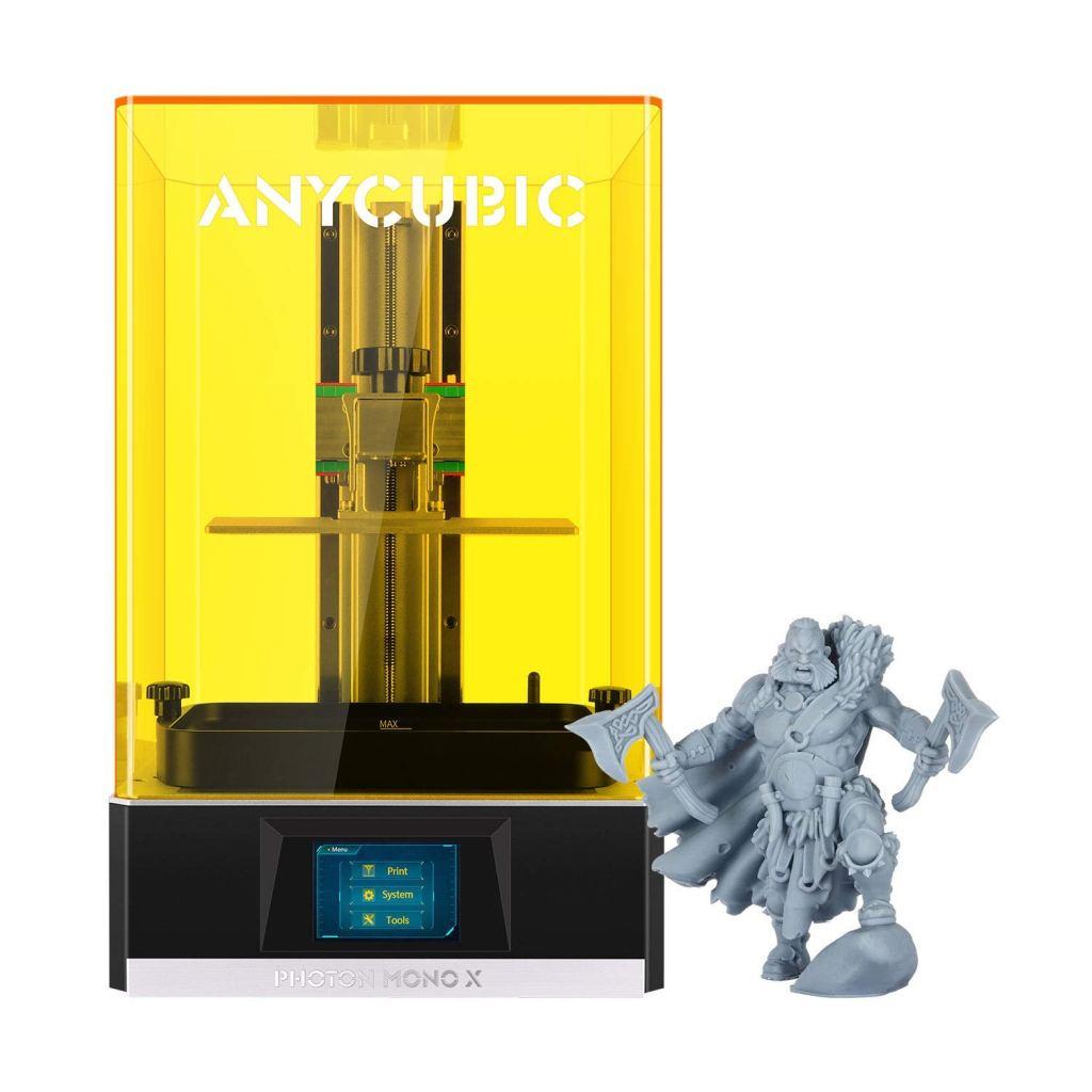anycubic photon mono x - best 3d printers