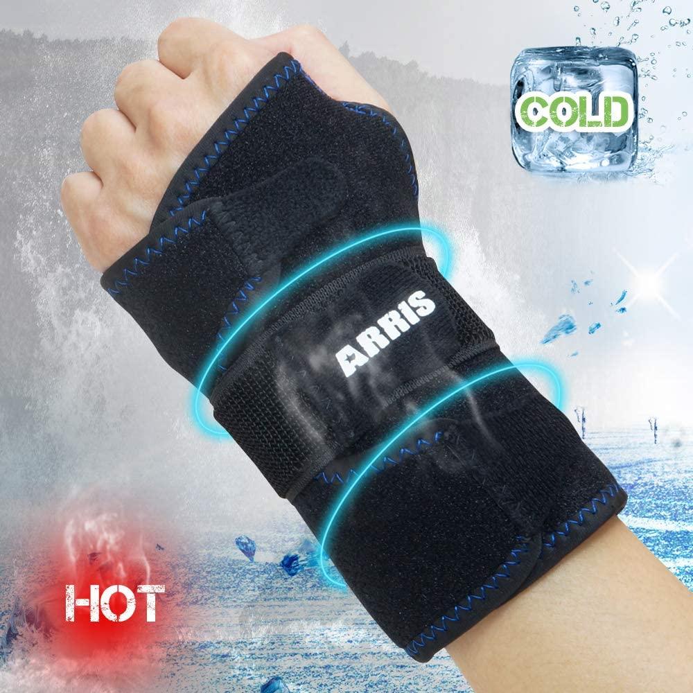wrist ice pack