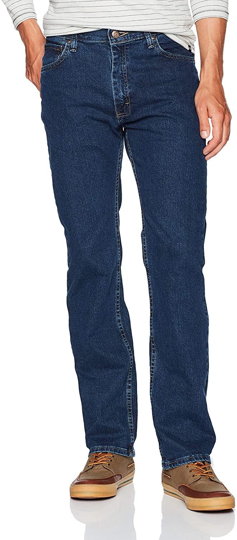 Wrangler Regular Fit Comfort Flex Waist Jean