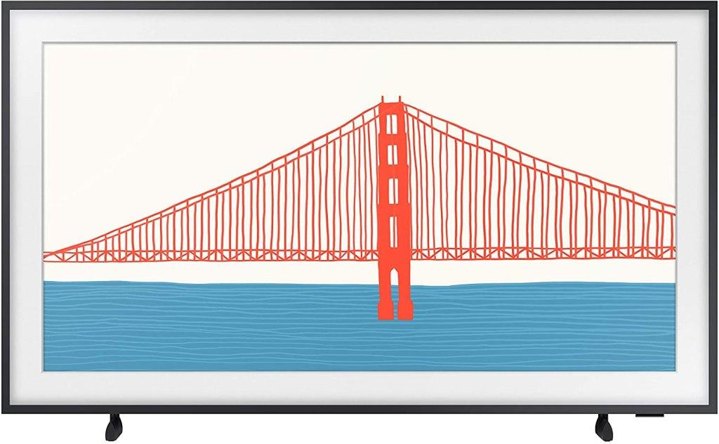 Samsung The Frame - digital art frames