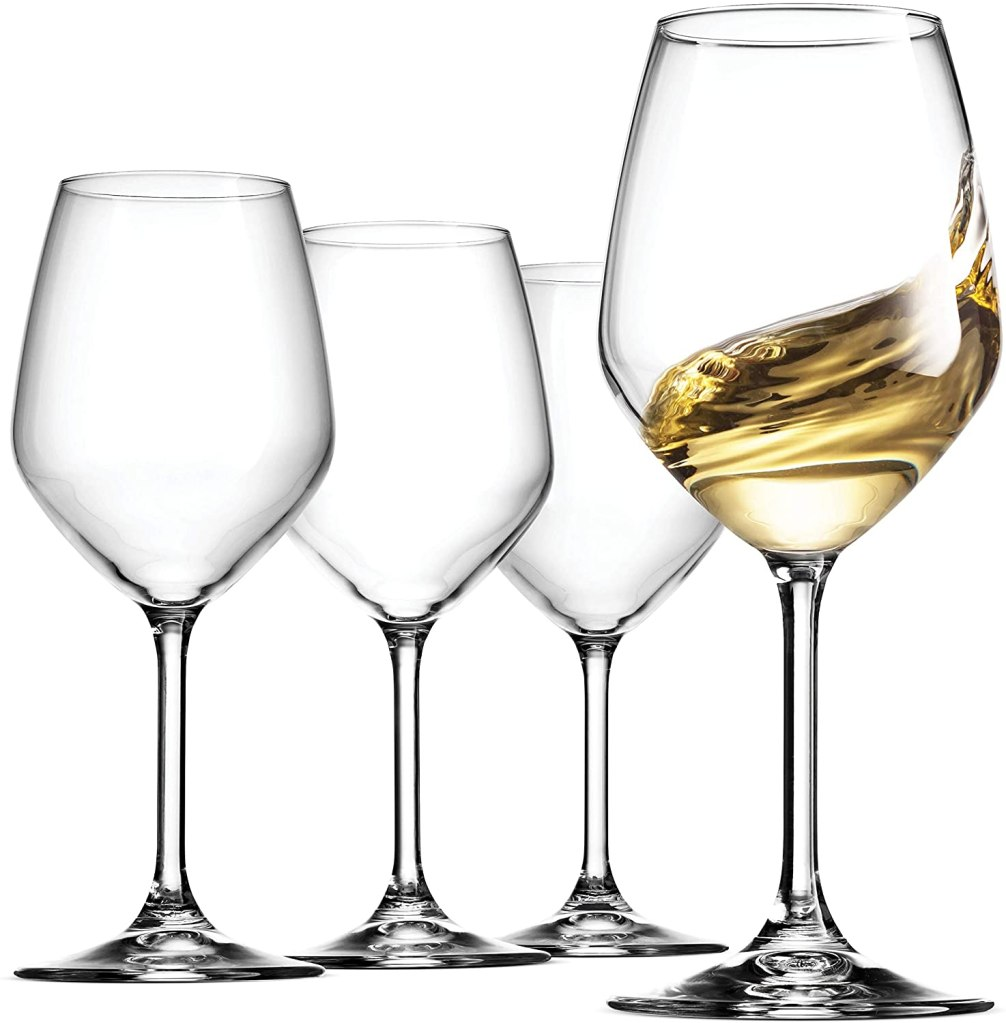 Bormioli Rocco White Wine Glasses