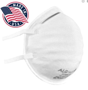 ALG hard cup shell n95 masks