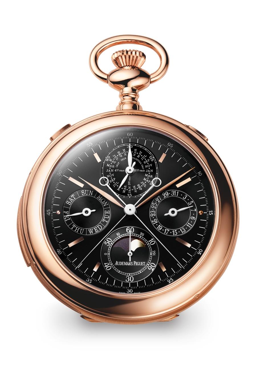 Luxury Gold Pocket Watches