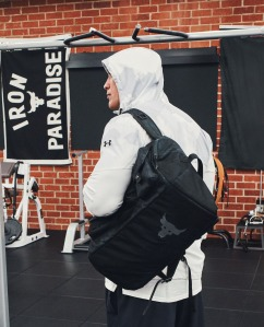 Men's Project Rock 60 Bag, Dwayne 'The Rock' Products