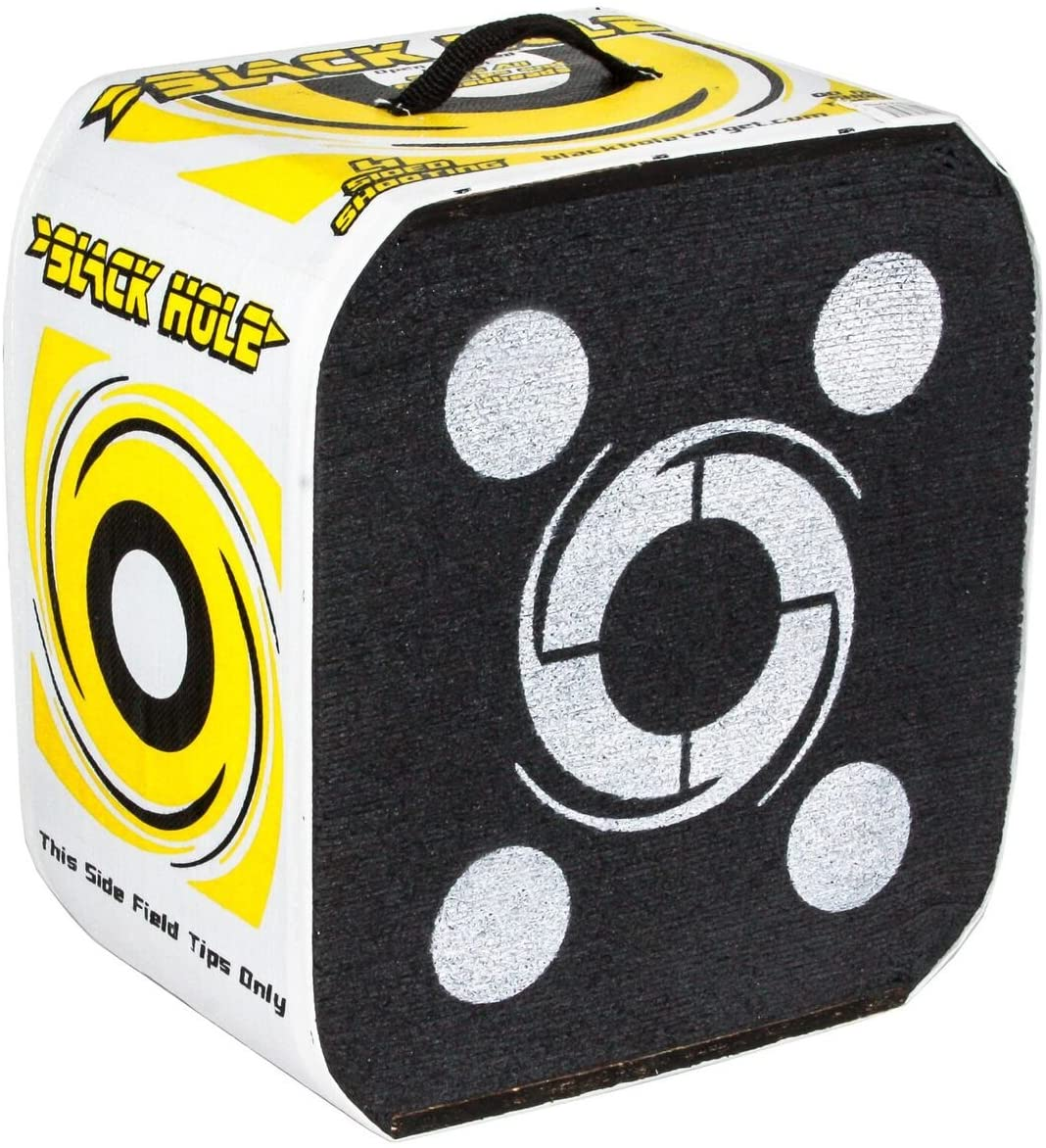 Black Hole 4-Sided Archery Target
