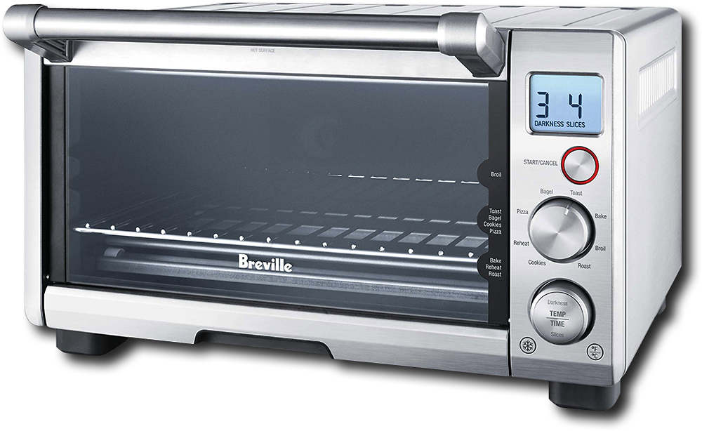 Breville Compact Smart Oven Toaster/Pizza Oven