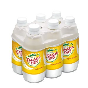 tonic water canada dry bottle