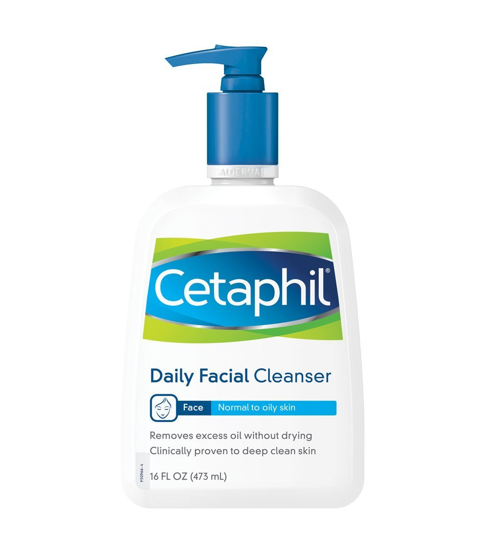 Cetaphil Facial Cleanser Daily Face Wash