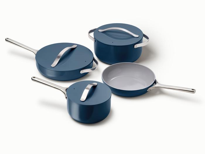 ceramic cookware caraway