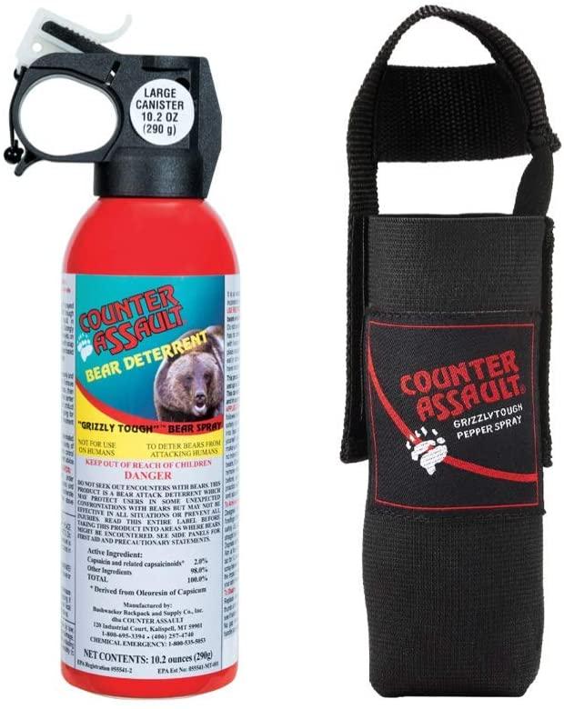 Counter Assault Bear Repellent Spray