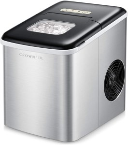 countertop ice maker crownful