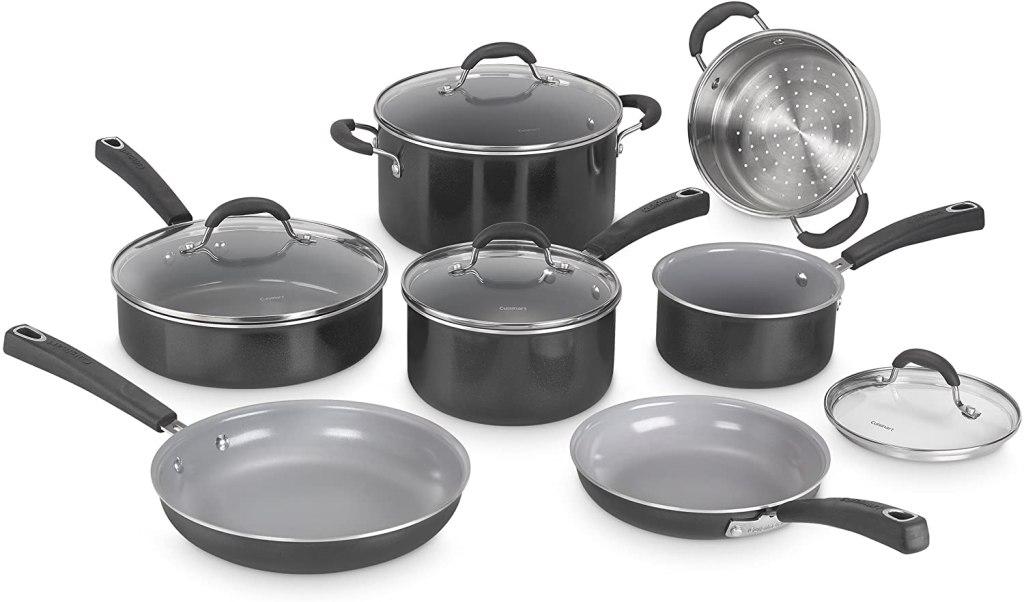 ceramic pots cuisinart advantage