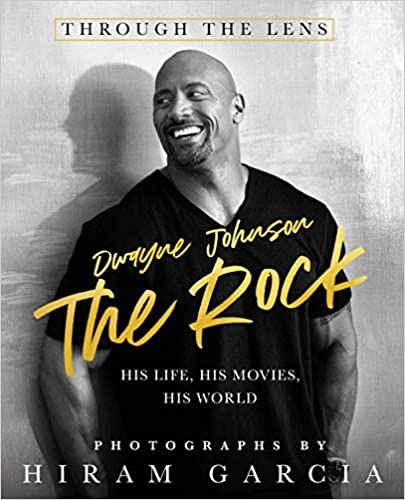 The Rock: Through the Lens: His Life, His Movies, His World, Dwayne Johnson Products