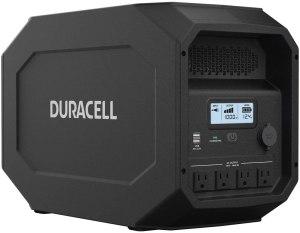 Duracell PowerSource gasless generator, portable generators