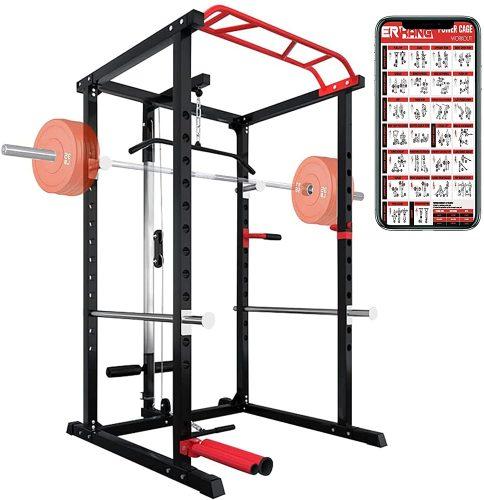 ER KANG Olympic Squat Rack
