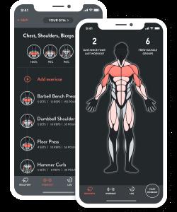 Fitbod app, best workout apps
