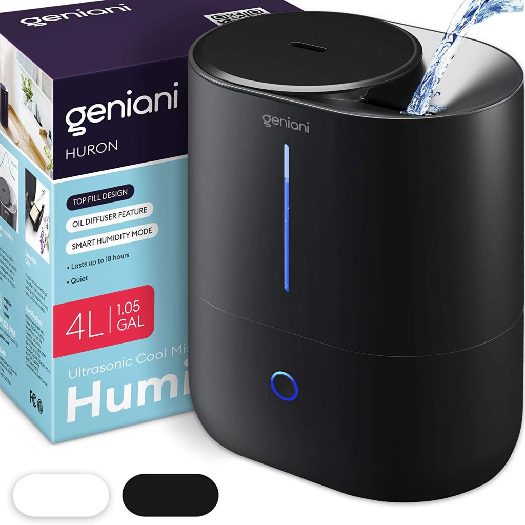 GENIANI Top Fill Cool Mist Humidifiers
