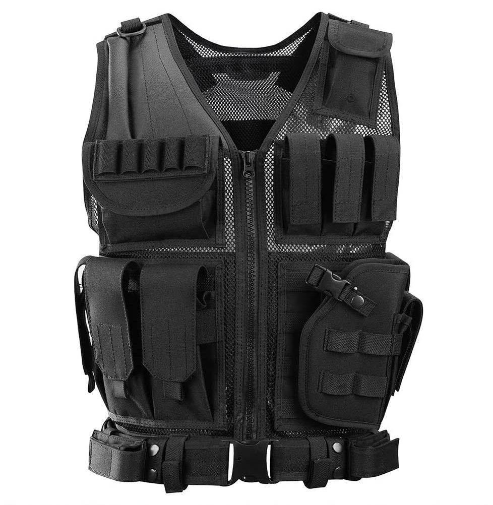 gloryfire tactical vest modular