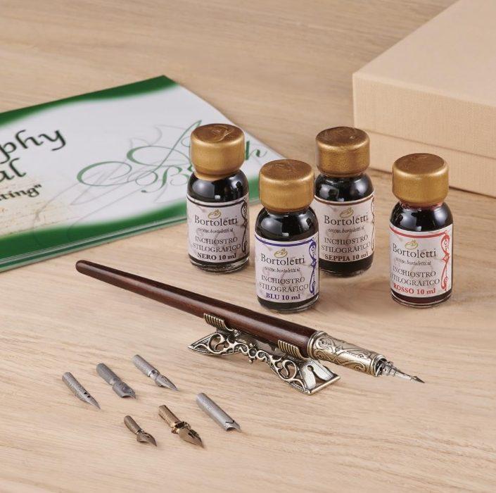 Calligraphy Essentials Set by Hammacher Schlemmer