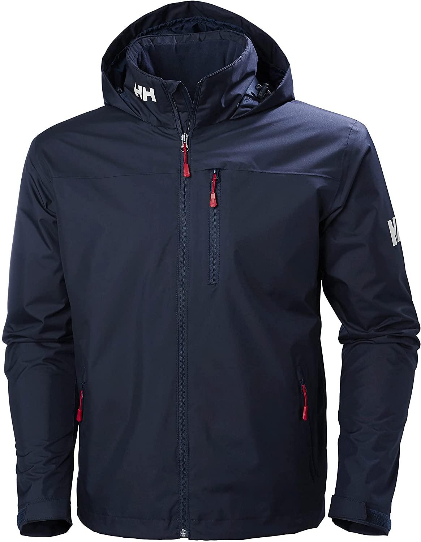 Helly-Hansen Men's Crew Hooded Midlayer Jacket