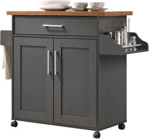 storage furniture hodedah kitchen island
