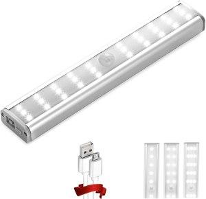 motion lights homelife motion sensor LED closet
