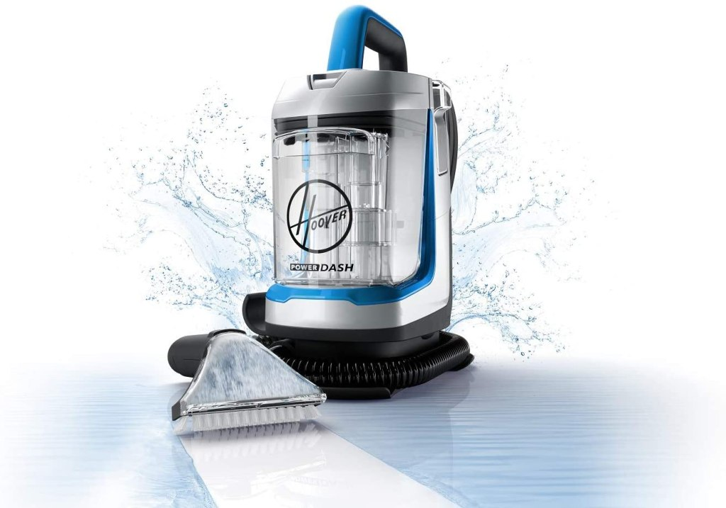 hoover powerdash go portable spot cleaner
