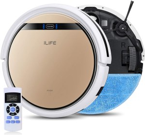 robot vacuum and mop ilife v5s pro 2