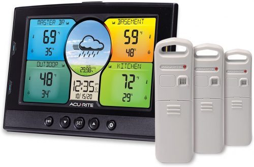 AcuRite 02082M Home Temperature and Humidity Station