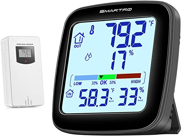 Smartro SC92 Outdoor Thermometer