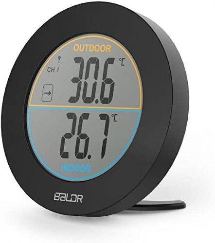 Baldr Indoor Wireless Thermometer
