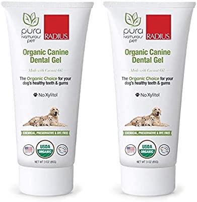 Pura Naturals Pet by Radius Dog Toothpaste