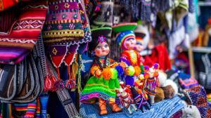 Inka markets tour, virtual experiences