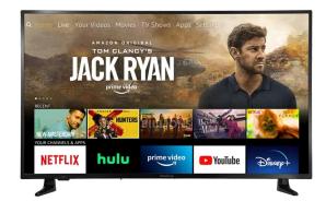 Insignia 50-inch Smart Fire TV