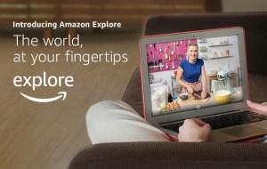 Amazon Explore, Amazon Explore review